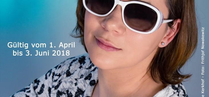 Sonnenbrillenaktion