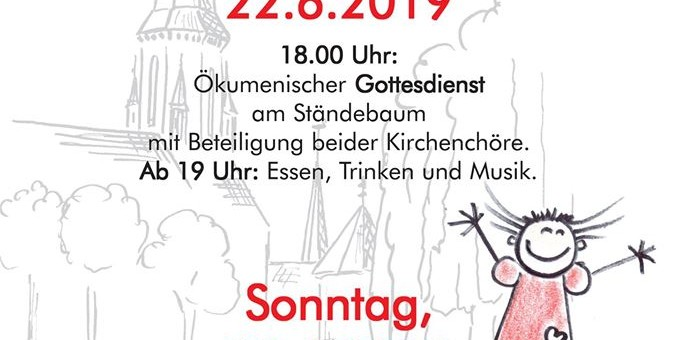 Stadtfest am 23.06.2019